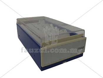 Eagle Eterna Business Card Box 818m 600s
